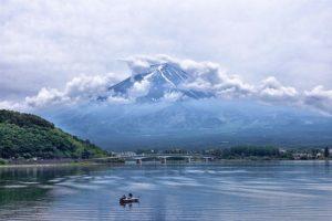 Sehenswürdigkeit Berg Fuji